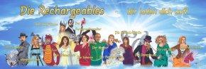 #DieRechargeables und das Sammelposter: Alle Superhelden auf einenBlick
