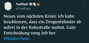 Tod am Niederrhein: Polizisten und Wohnorte #Dinslaken@midnightebooks