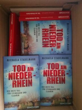 Tod am Niederrhein eiskalt auf Papier 😍@midnightebooks